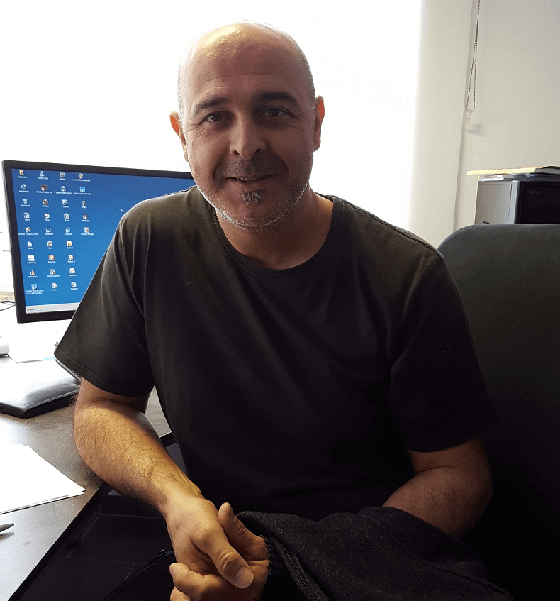 CEO von WSR Reisemobile: Giovanni Robibbero