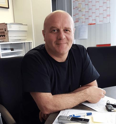 CTO von WSR Reisemobile: Mario Robibbero